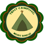 Group logo of Merit Badge: Tent Camping