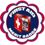 Group logo of Merit Badge: First Aid